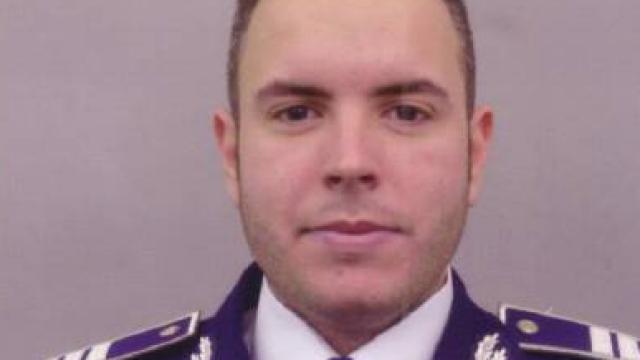 Un politist a murit dupa ce a cazut cu motocicleta intr-o groapa de cativa metri din Capitala