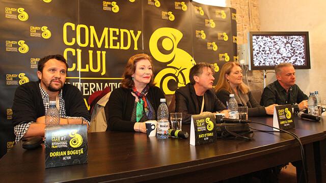 Misiune dificila pentru juriul Festivalului Comedy Cluj 2015