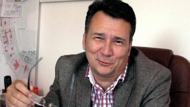 Adrian Stan, primar Techirghiol