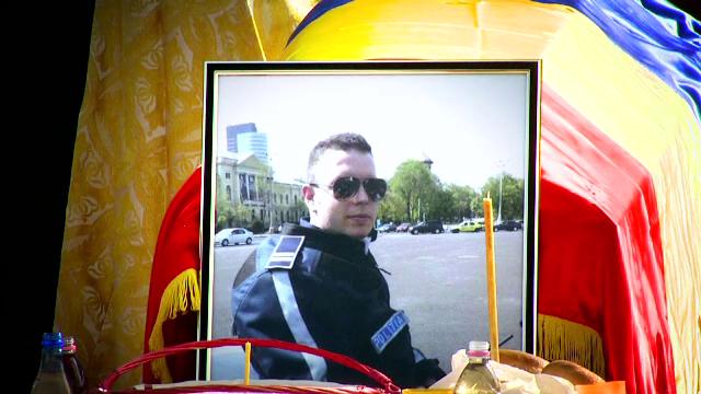 Bogdan Gigina a fost inmormantat. Marturia unui coleg: \