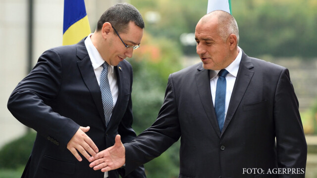 Victor Ponta si Boiko Borisov