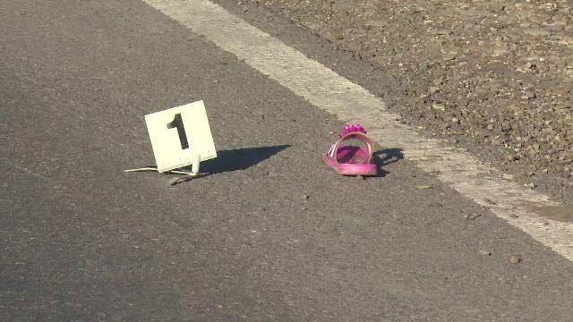 O fetita de 7 ani din Vaslui, spulberata chiar pe trecerea de pietoni. Marturiile localnicilor