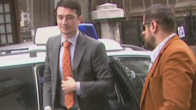 Nepotul lui Traian Basescu, trimis in judecata. Dragos Basescu purta negocieri in centrul SPA detinut de Dinu Pescariu