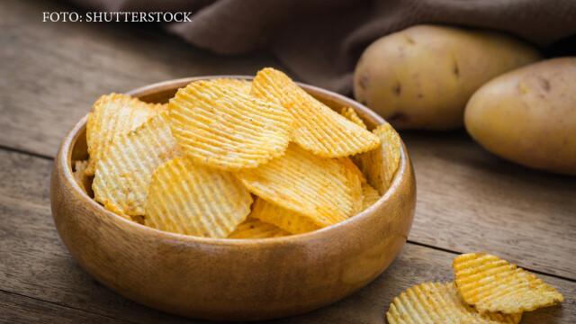chipsuri din cartofi