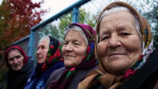 Bunicile de la Cernobil