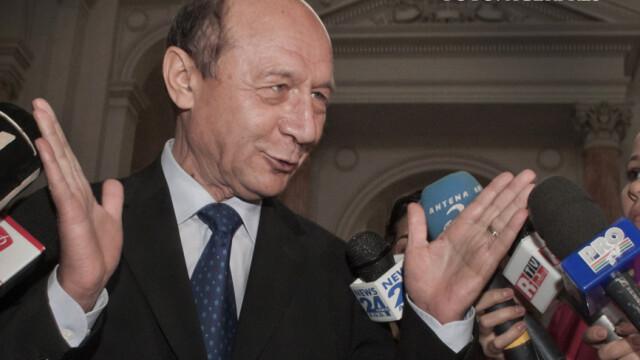 Fostul presedinte Traian Basescu va fi urmarit penal, pentru episodul \