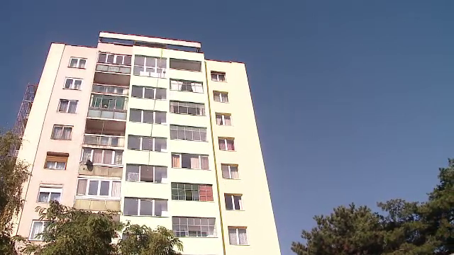 Soc intr-un cartier din Cluj. Un barbat de 45 de ani s-a sinucis sub ochii ingroziti ai unor trecatori