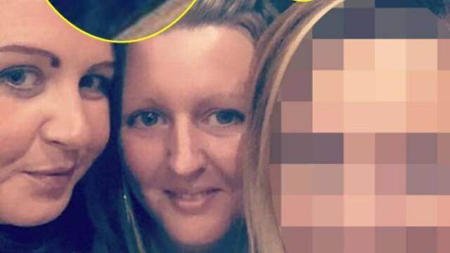 Detaliul din fotografie care i-a facut pe prietenii femeii sa nu o mai viziteze. Ce au vazut in imagine. FOTO