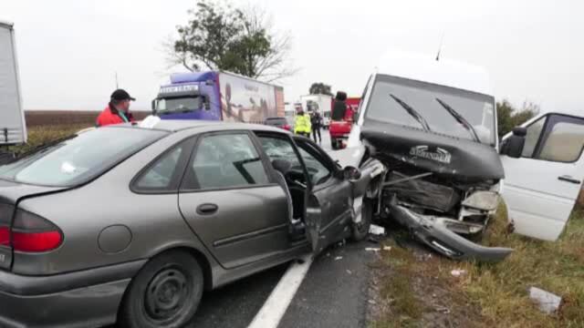 accident Miercurea Sibiului