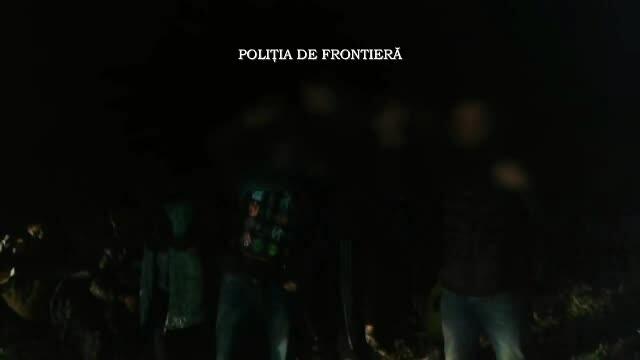 Romania, tara de tranzitie pentru refugiati. Cati migranti au fost prinsi, in 2 zile, incercand sa treaca ilegal granita