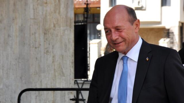 Fostul presedinte Traian Basescu, la Instanta Suprema. \