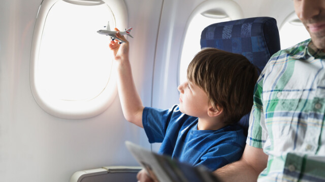 zbor copii