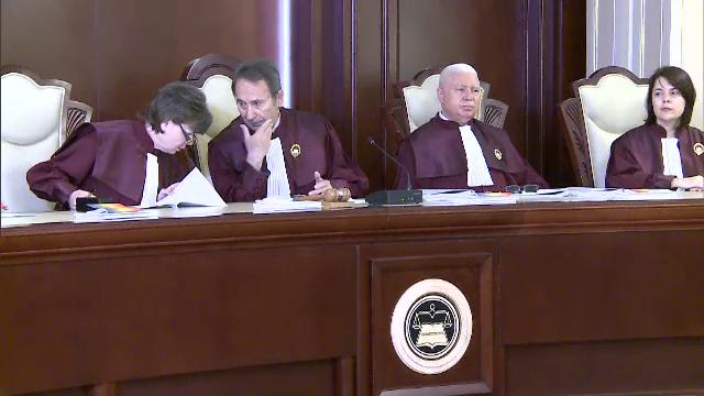 Curtea Constitutionala: Presedintele Romaniei are \