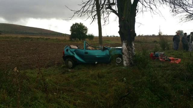 Accidente in Hunedoara si Timisoara, din cauza vremii. Un mort si patru raniti