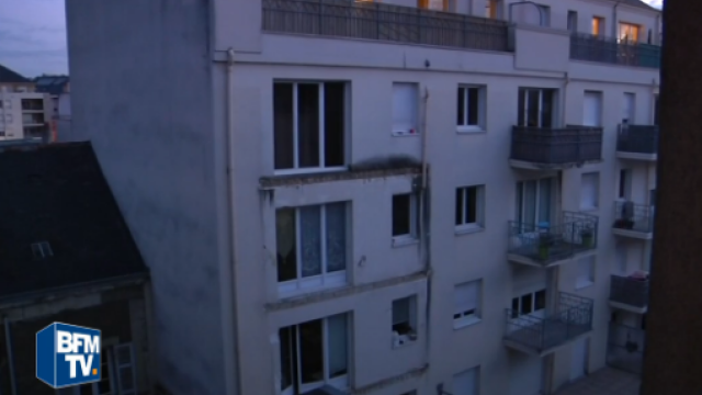 Patru studenti au murit in Franta, dupa ce balconul unei cladiri s-a prabusit. Tinerii erau la o petrecere de \