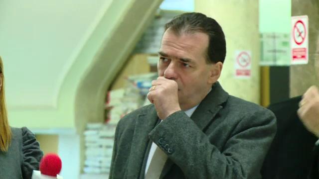 Primul termen in procesul in care Ludovic Orban este judecat pentru coruptie. Fostul lider liberal da primele declaratii