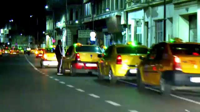 Neregulile gasite la taximetristii din Capitala. Aroganta cu care raspund patronii lor atunci cand li se prezinta faptele