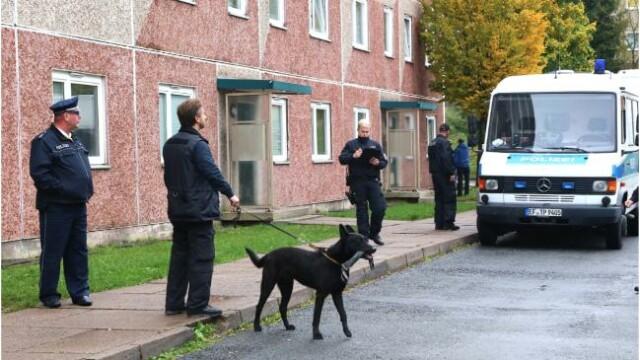 Raiduri anti teroriste in jumatate din Germania. 14 ceceni care au cerut azil sunt suspectati ca planuiau atentate iminente