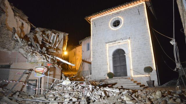 cutremur Italia
