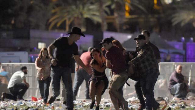Masacrul din Las Vegas. Cele mai impresionante imagini. GALERIE FOTO - Imaginea 14