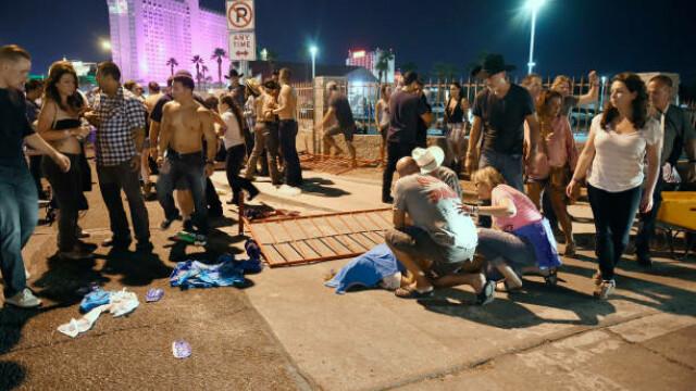 Masacrul din Las Vegas. Cele mai impresionante imagini. GALERIE FOTO - Imaginea 12