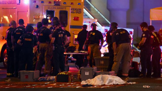Masacrul din Las Vegas. Cele mai impresionante imagini. GALERIE FOTO - Imaginea 8