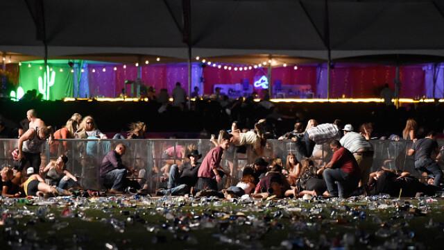 Masacrul din Las Vegas. Cele mai impresionante imagini. GALERIE FOTO - Imaginea 5