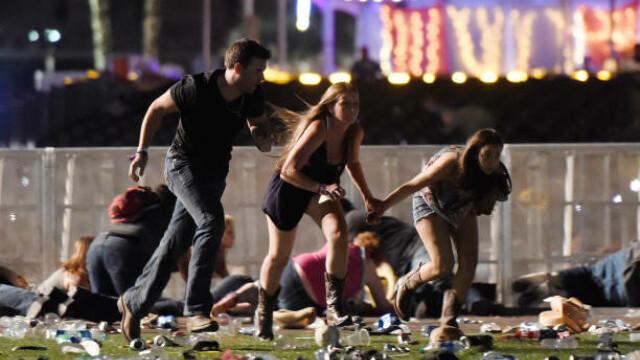 Masacrul din Las Vegas. Cele mai impresionante imagini. GALERIE FOTO - Imaginea 4