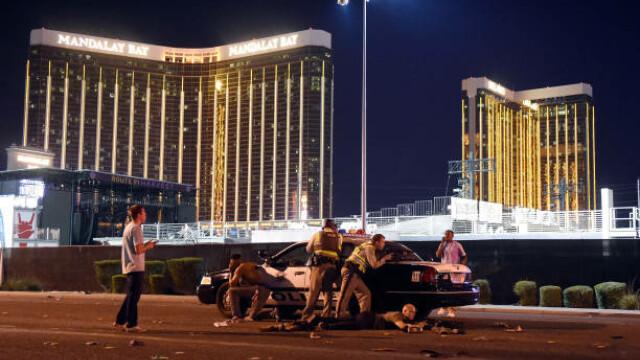 Masacrul din Las Vegas. Cele mai impresionante imagini. GALERIE FOTO - Imaginea 3