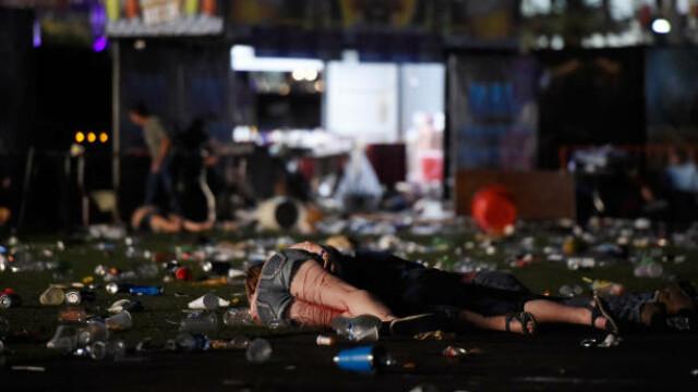 Masacrul din Las Vegas. Cele mai impresionante imagini. GALERIE FOTO - Imaginea 1
