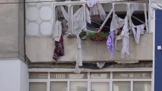 Bărbatul din Botoșani, grav rănit după explozia produsă în apartament, a murit la spital