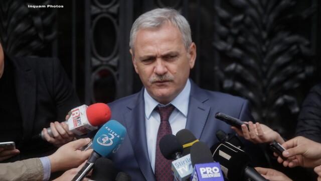 Dragnea, atac la adresa lui Iohannis: Probabil că la conducerea statului pot fi doar cei care iau case prin fals
