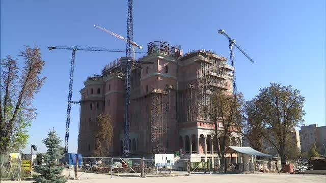 Consiliul Judeţean Timiş a alocat 100.000 lei pentru Catedrala Mântuirii Neamului