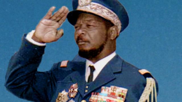 Jean – Bedel Bokassa