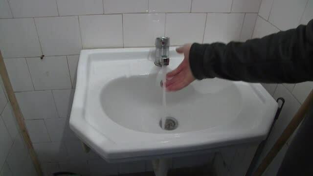 antigel la robinet