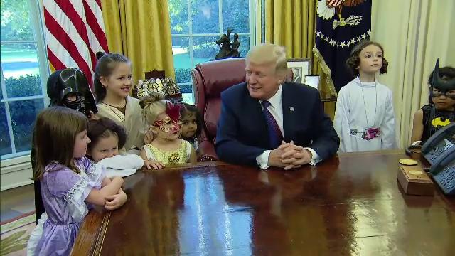 Donald Trump, copii