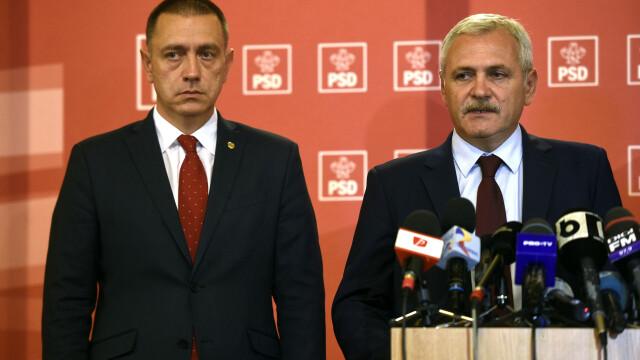 Mihai Fifor si Liviu Dragnea