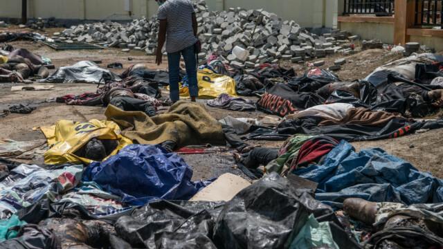 Indonezia: Bilanţul seismului şi al tsunamiului a crescut la 1.407 morţi