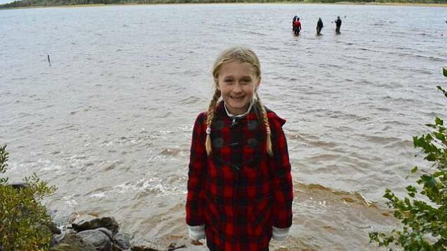 Descoperirea istorică făcută de o fetiță de 8 ani într-un lac. Datează de 1.500 de ani