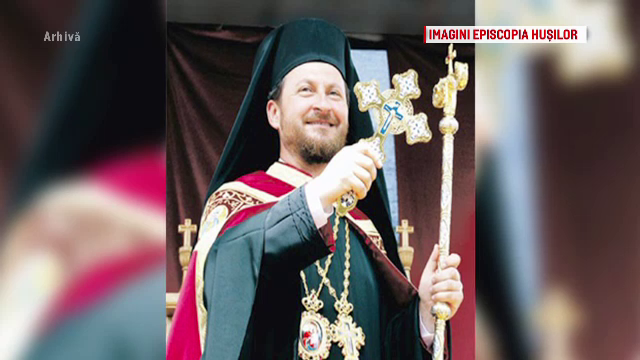 Fostul episcop de Huşi, eliberat de judecători la 2 săptămâni după ce a fost reţinut - Imaginea 1