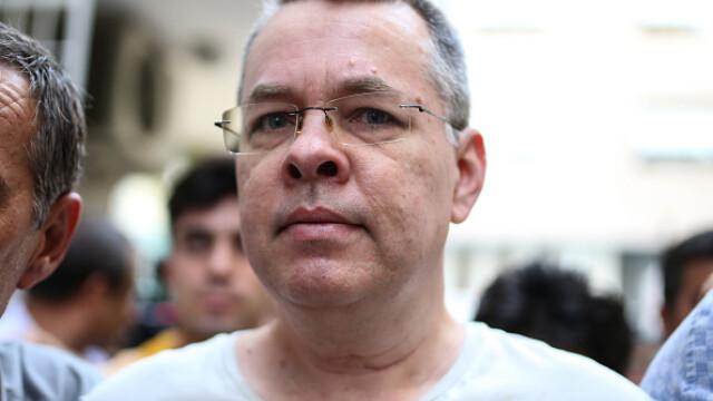 Pastorul care a declanșat un scandal între Turcia și SUA va fi eliberat