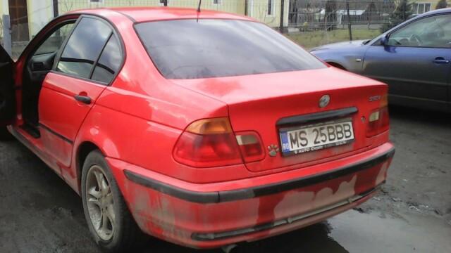 BMW, vândut de Fisc cu 2.804 lei. Cât costă două mașini Dacia Logan. FOTO - Imaginea 1