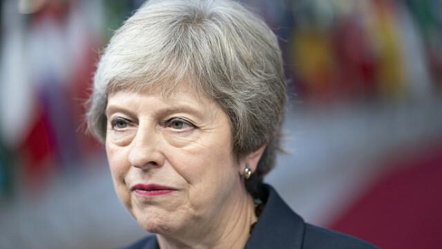 Theresa May anunţă că nu îşi va da demisia şi va susţine în continuare acordul privind Brexitul