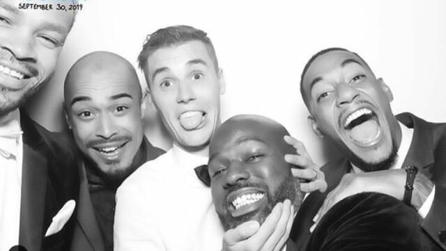 Primele imagini de la nunta lui Justin Bieber cu Hailey Baldwin. Ce vedete au fost la invitate - Imaginea 4