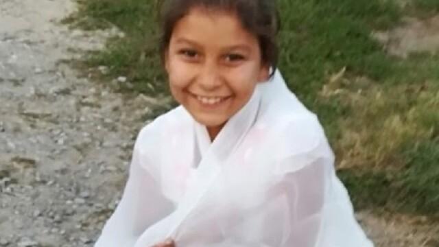 A fost găsită fetița de 10 ani din Popești-Leordeni, dată dispărută de marți
