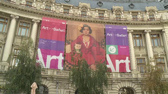 Cel mai scump tablou din România, expus la Art Safari. Suma uriaşă cu care s-a vândut - Imaginea 1
