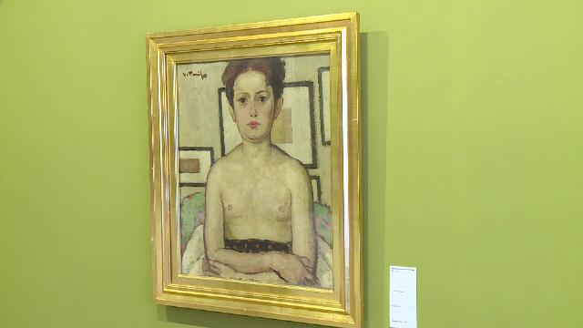 Cel mai scump tablou din România, expus la Art Safari. Suma uriaşă cu care s-a vândut - Imaginea 2