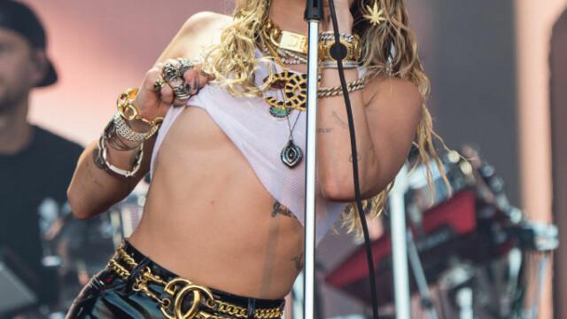 Miley Cyrus s-a despărțit de femeia pentru care divorțase. Mesajul postat pe Instagram - Imaginea 4