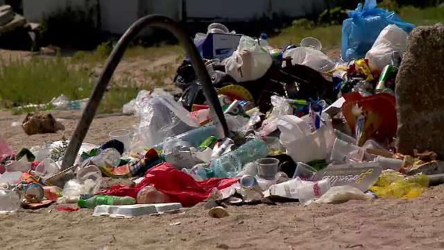 Cel mai murdar an de pe litoral. Dezastrul lăsat în urmă de turiști și comercianți