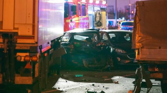 Posibil atac terorist în Germania. A furat un camion și a intrat cu el în mulțime - Imaginea 3